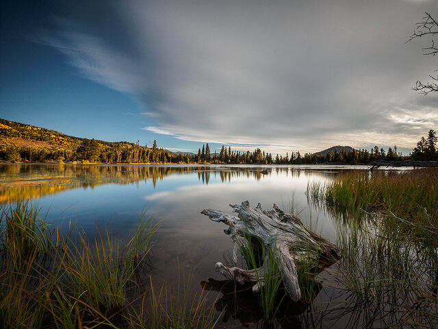 SHOW National Parks - Sprague Lake by Paul Kaye, on Flickr