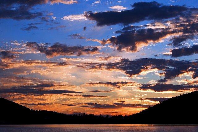 Show Clouds Sunrise/Sunset