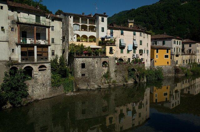 Show Landscape - Bagni Di Lucca - Tuscany
