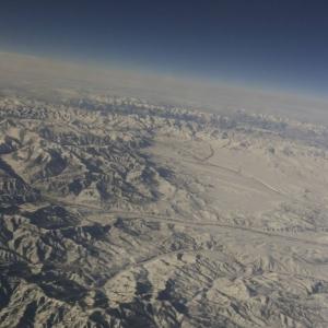 Mountains- Plane's View
