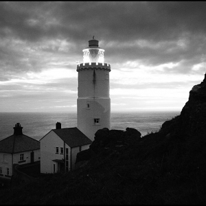pre dawn at Start Point Lighthouse