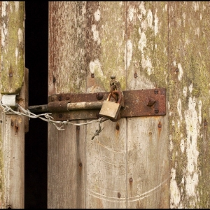 Locked, but not locked