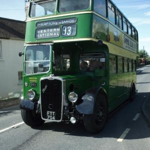 65 year old Bristol K6A