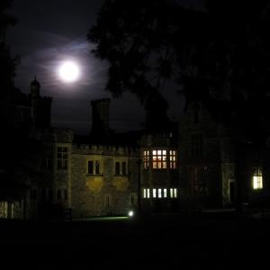 Moonlit Rhinefield House