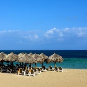 Jamaica Beach by Ray