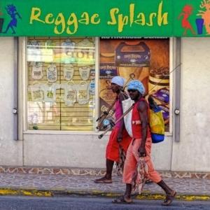 Reggae Splash by Ray