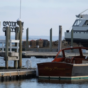 Classic Powerboat