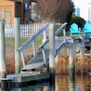 Aging Dock