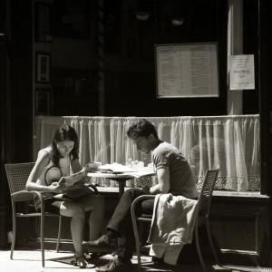 New York City Couple