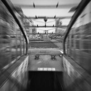 SIJ2016-17 catching the subway/tram