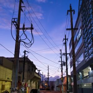 SIJ 2016 Day 31 - Urban Sunset
