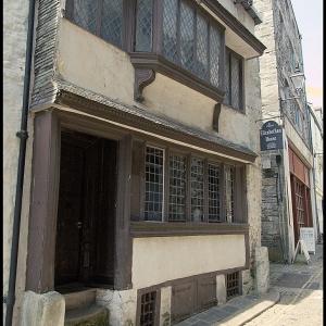 Elizabethan Merchants House, Plymouth