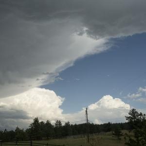 SIJ14 ~ clearing summer storm