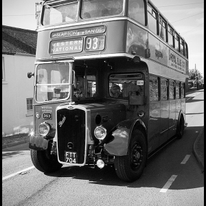 Bristol K6A veteran bus