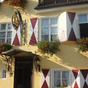 Hotel 'Goldenes Lamm', Unterkochen, Germany