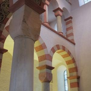St. Michael in Hildesheim, Germany: Interior