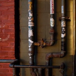 Decorated Pipes