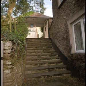 The Church Steps