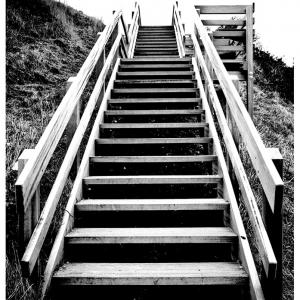 Jan 9 -Stairway to...?