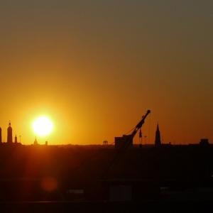 SIJ Day#9 - Sunset over Milwaukee