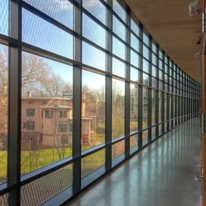 SIJ - Day 10: Malone Center Interior Detail