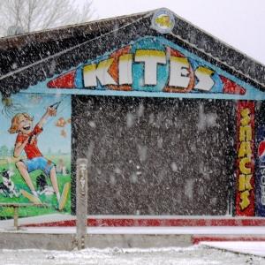 SIJ Day#12 - No Kites Today