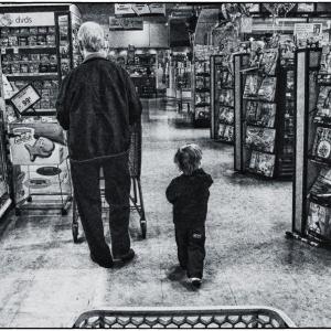 SIJ day 15- Shopping with Grandpa