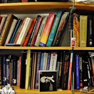 Panoramic Bookshelf Day 16
