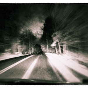 SIJ Day 22 - Winter Road, New Hampshire