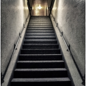 SIJ day 25- Stairway to ?