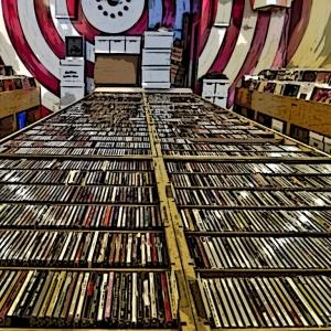 SiJ Day#28 - Bullseye Records - Milwaukee, WI