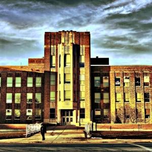 SiJ Day#30 - Pulaski High School (+1)