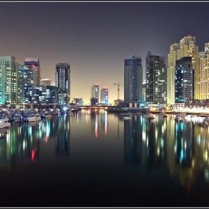 Dubai JBR harbour 1