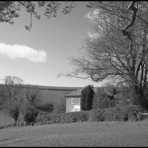 Sherford Down farm house
