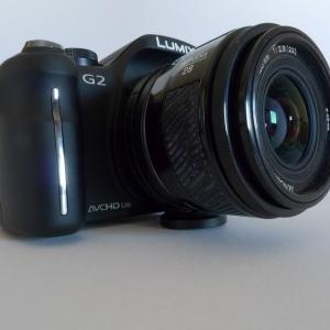 G2 plus Minolta/Sony Alpha Mount 28/2.8