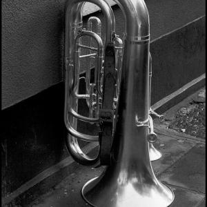 Lonely tuba