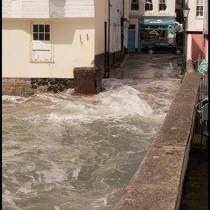 Dartmouth slipway