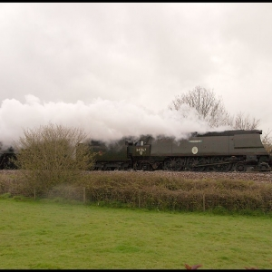 Tangmere and Oliver Cromwell