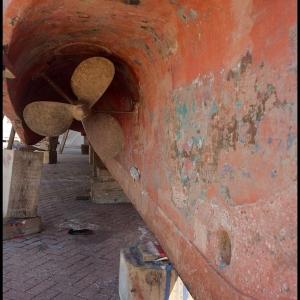 Propeller tunnel
