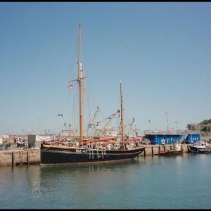 "Brixham Trawler ""Pilgrim"""
