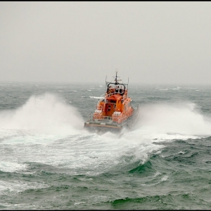 Torbay lifeboat puts to sea