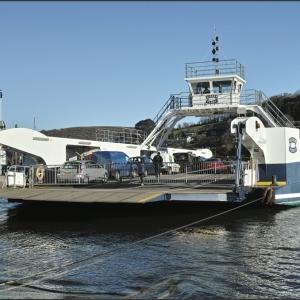 Dartmouth Higher Ferry