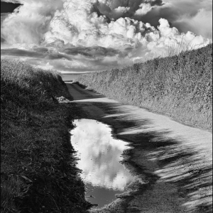Reflected cloud