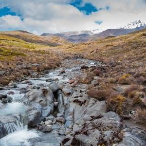 Mount Ruapehu, New Zealand