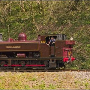 L92 passing Dartington
