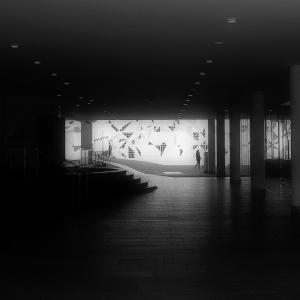 K20 Museum Dusseldorf Entrance