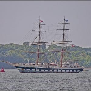 Stavros S Niarchos outward bound