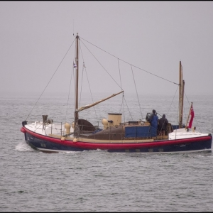 A famous lifeboat, RNLB Samuel and Marie Parkhouse
