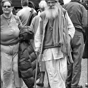 south Devon's own Indian guru