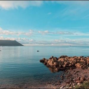 Plymouth Sound (colour)